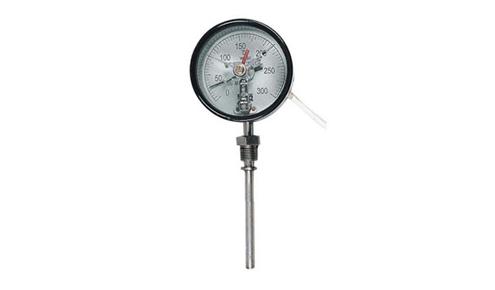 电接点式双金属温度计