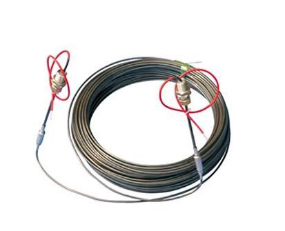 MI铜镍合金矿物绝缘加热电缆