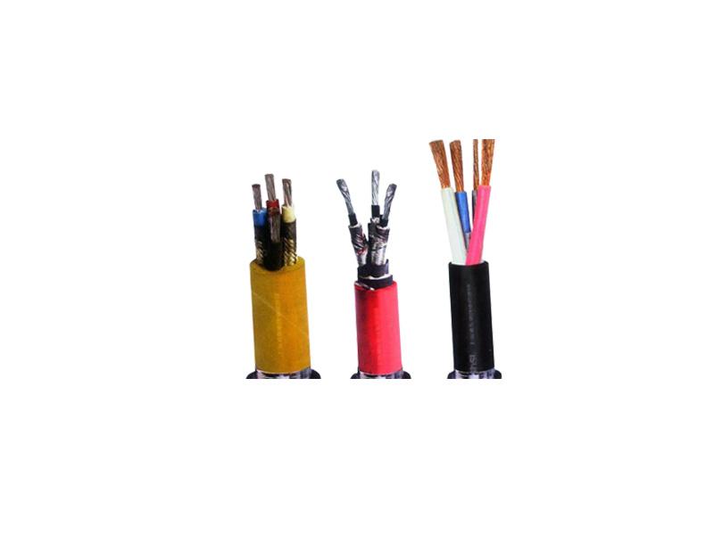 氟塑料补偿电缆